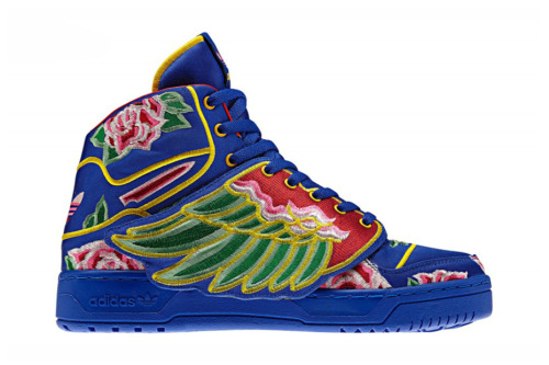 Eason Chan x adidas Originals by Jeremy Scott JS Wings And if sweating these as hard as I've been is wrong? I can't ever be right.
