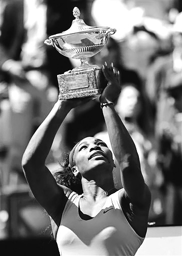 yeahh-sports:  Serena Williams : Rome 2013