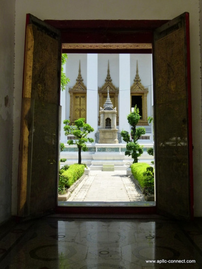 10. Temple doorways, a set on Flickr.a great selection of temple doorway photos…
