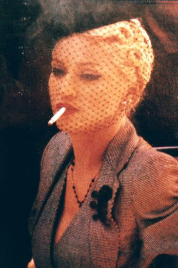 Smoking Hot #Madonna on the set of Take a Bow (1994)