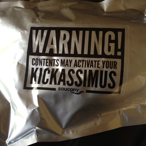 WARNING! CONTENTS MAY ACTIVATE YOUR KICKASSIMUS #findyourstrong #kinvar4