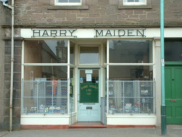 Harry Maiden, Montrose