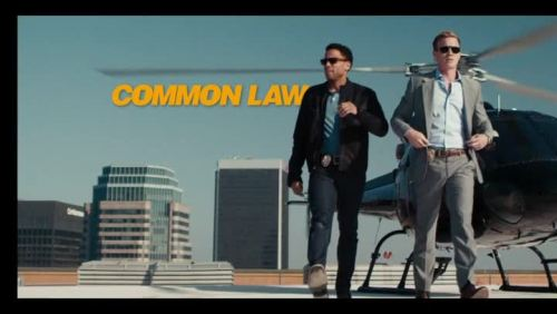 TV Show: Common Law Episode: Odd Couples (Season 1, Episode 9) Air Date: 7/20/2012 Wrestler(s) captured: Taryn Terrell (as Yoga Girl) IMDB Page: Common Law - Odd Couples