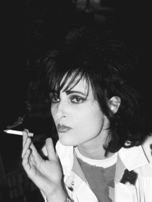 suicidewatch:  Siouxsie Sioux