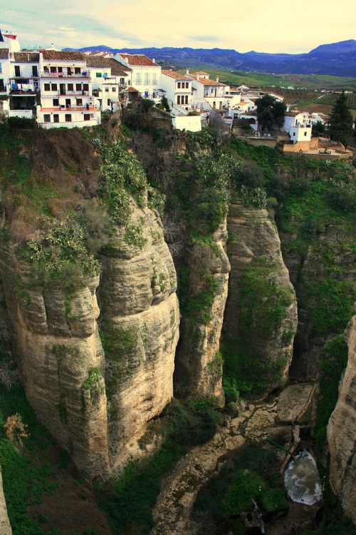Ronda Gorge (by papalars)