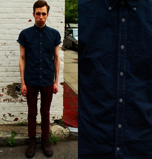 Denim (by William Van Galeon)#Denim #Casual #Men #Male #Spring #Summer