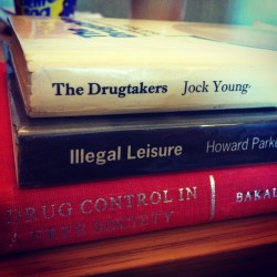 Junkie readings #dissertation #study #drugs