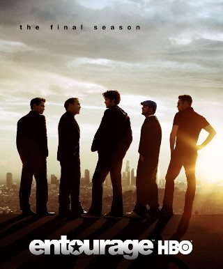 I'm watching Entourage                        Check-in to               Entourage on GetGlue.com
