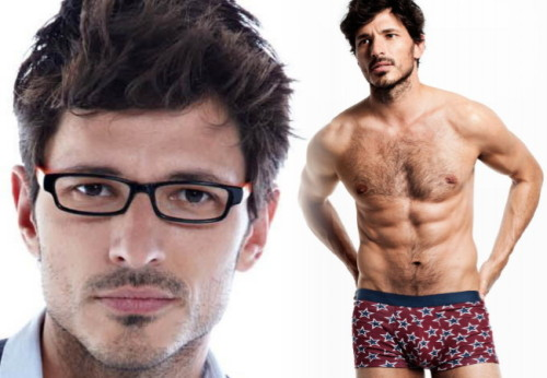 spanish model @andresvelencoso is 35 today #happybirthday