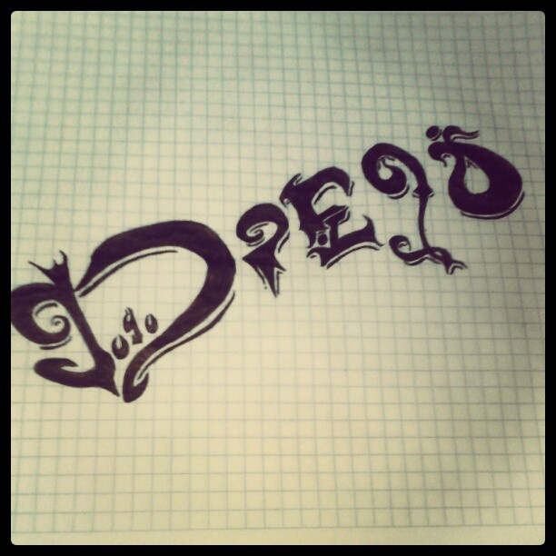Bored. #bored #nowork #drawing #name #me #blackandwhite