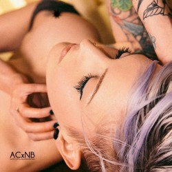 From the shoot yesterday. #ACxNB #2013 #baltimore #photooftheday #beauty #tattoo #girl #nude
