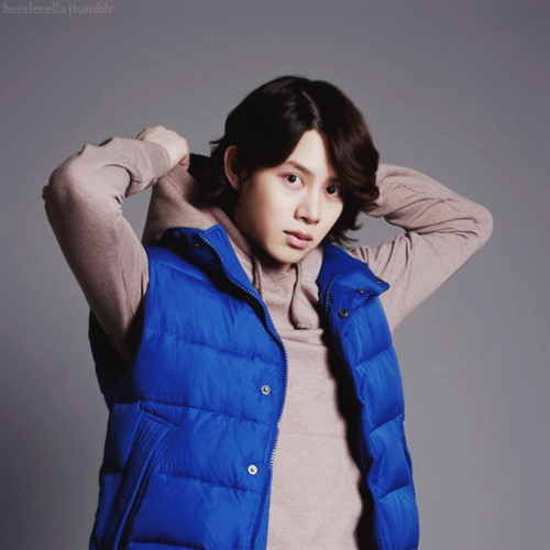heederella:   178 / 385 edits of Heechul for every day left till he's back