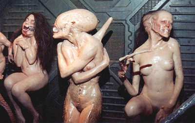 horroxxx:  Alien Resurrection is my favorite