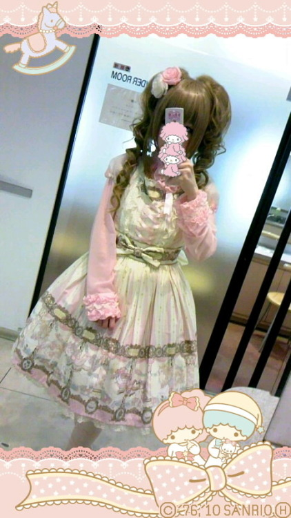 lolitahime:  toyfantasyap in Day Dream Carnival   Pretty~