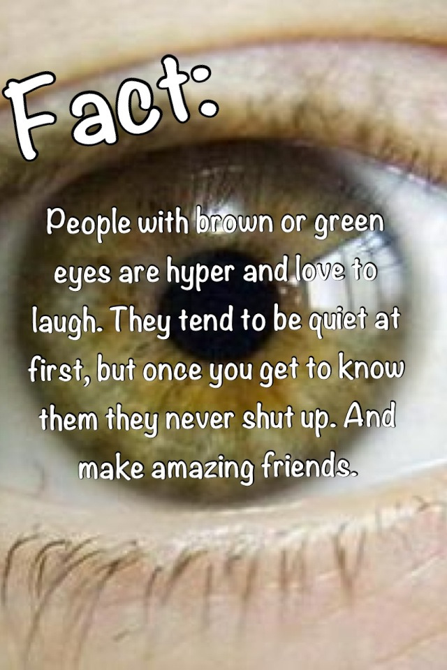Good thing I have green eyes #green #eyes