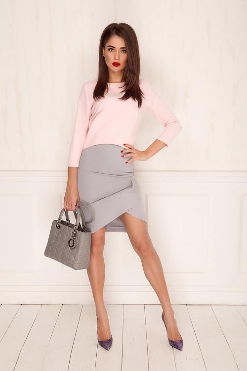 fashion sytle dress art business woman office dress