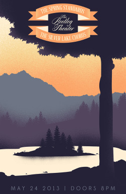 The Spring Standards & The Silver Lake Chorus by Derek Eads