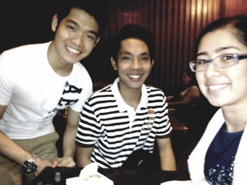 Java Jive Night with @iamalfredT and @josepacquiao last week. If you're a music person you'll most likely admire the place. During our visit the crew were very accomodating and the performers were superb. For a sweet tooth I loved the cookies and cream! :)