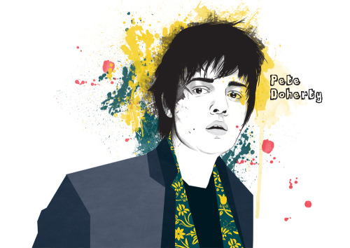 Pete Doherty Photoshop Cs 5 http://niladedeoglu.deviantart.com/