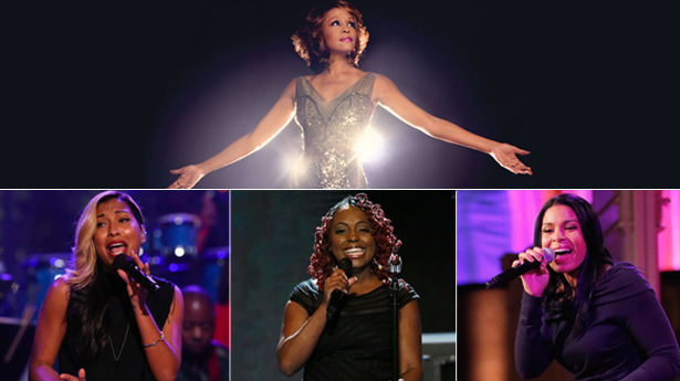 Jordin Sparks, Melanie Fiona and Ledisi will perform VH1 DIVAS Whitney Houston Tribute