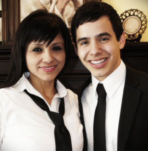 Wishing David's mother Lupe a Happy Birthday! (Team Archie) x
