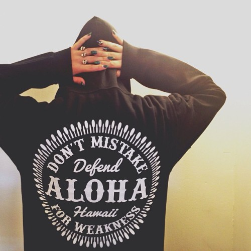 defendersofhawaii:  HiPower Circle. Now @ shop.defendhawaii.com