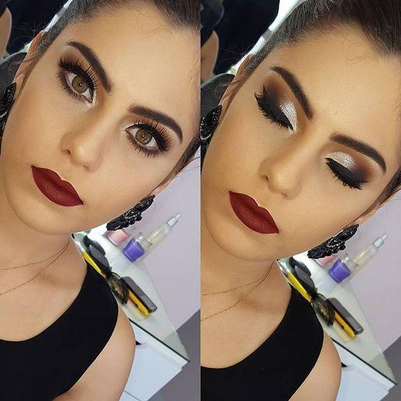 wide eyes makeup