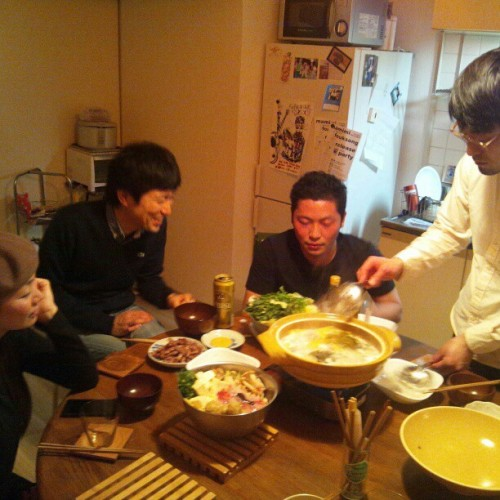Nabe.. one of the best Japanese winter traditions
