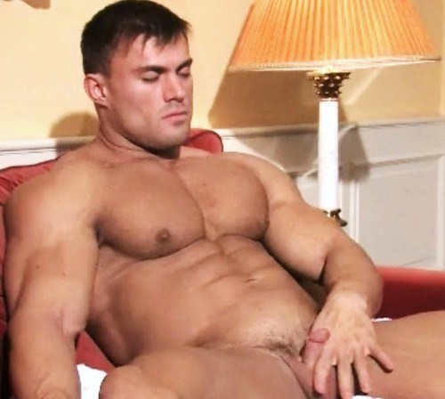 Big cock muscles studs
