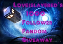 harry potter doctor who giveaway sherlock supernatural a game of thrones 1000 followers