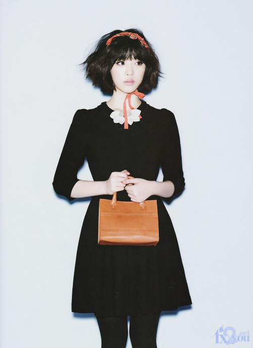 asianfashionandphotograph:  Sulli for Oh Boy! Magazine March Issue '13 p.2 cr :kmagazinelovers