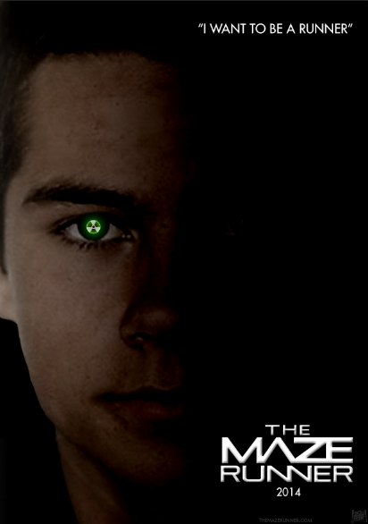 irey21:  The Maze Runner Fan made posters