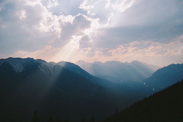 Banff #2 by hannahschmucker on Flickr.