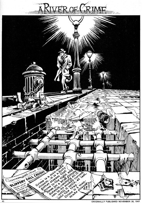 Will Eisner -Spirit