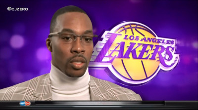 Dwight Howard, my favorite Mary Tyler Moore Show character.