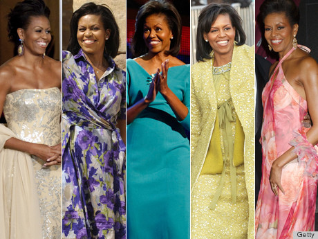 Michelle Obama's 49 Best Outfits Of All Time