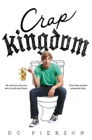 hellogiggles:  WHAT IF BEING THE CHOSEN ONE KIND OF SUCKS?: 'CRAP KINGDOM' BY DC PIERSON by Kerry Winfrey http://bit.ly/YvvMVt