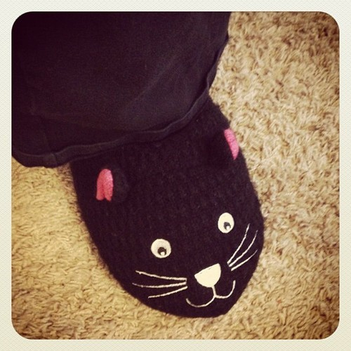 Guess which Zinghopper is wearing these slippers? 😼 #love #TagsForLikes #instagood #tweegram #photooftheday #iphonesia #instamood #me #cute #igers #picoftheday #iphoneonly #instagramhub #summer #tbt #girl #instadaily #jj #beautiful #bestoftheday #sky #food #webstagram #picstitch #nofilter #fashion #food #happy #sun #instagramers