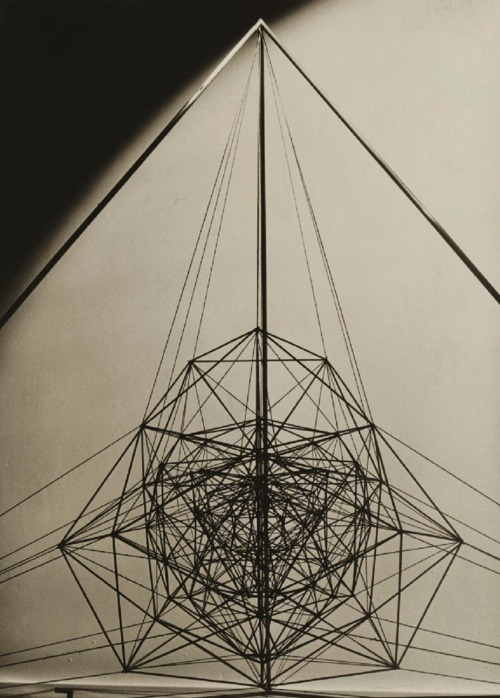 "vjeranski:  Man Ray, ""Mathematical Object"", 1936"