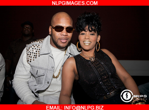 Flo Rida and Keyshia Dior #tbt #kaoir #img #strongarm #dempweek