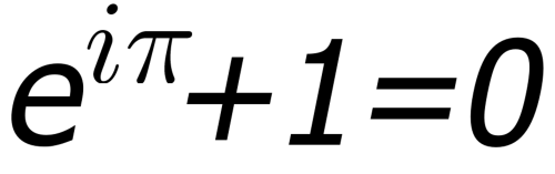 One of my favorite equations of all time.