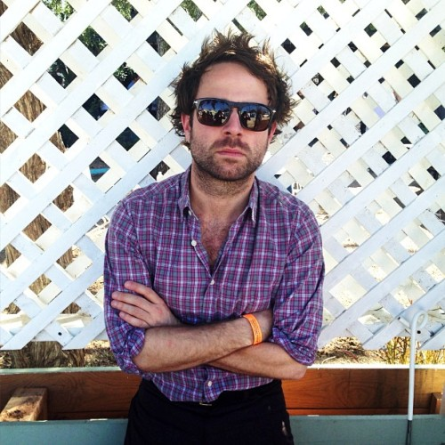 fuckyeahdawes:  Photo by Nina Westervelt  Alright, Goldsmith.