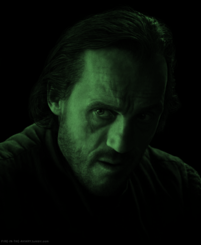 game-of-black-and-white:  Bronn by Fire-In-The-Aviary — drawing