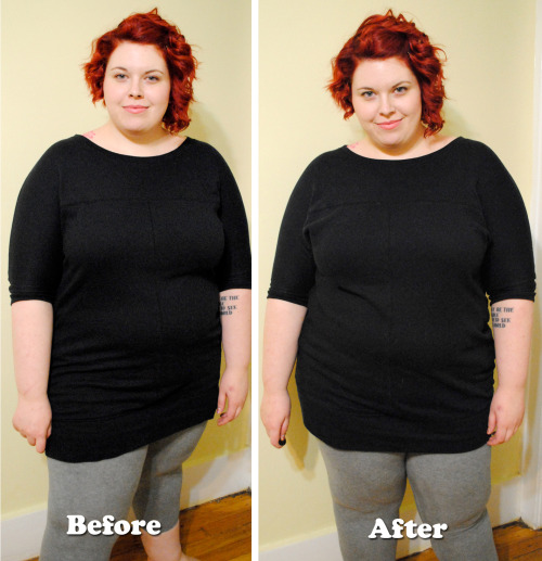 "red3blog:  fatbodypolitics:  Before and after photos are one of those things that frustrate the hell out of me when it comes to fatness and weight loss. Seeing so many people congratulated on no longer having a ""before body"" is part of this frustration since we are taught to be in awe of those people who have an ""after body."" Before images are always framed as being worse than the after image, in relation to weight loss it is the after image that always triumphs the before. I don't have a before body or even an after body; it's a forever body. My body isn't a failure and having an ""after"" image doesn't make the before any less worthy / beautiful or as good of a body.  You all can guess at the things I did between the before and after. * There are numerous forms of before and after photos that don't frame the before in a negative way but I have yet to see one with weight loss.  The visual language of before/after images in a fat context is always inescapable fat shaming. No matter which way the weight goes! The juxtaposition has the same cultural currency forwards and back. Either the fat before is shamed in favor of the exalted thin after or thin before is presented to show the pitiable downfall of a fat after. Rock on subverting Before/After away from its fat stigmatizing foundation!"