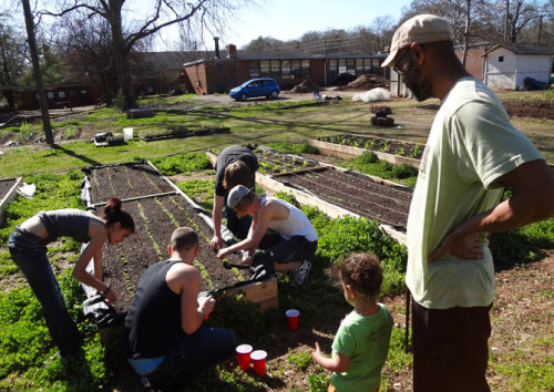 Our cover story this week is on community gardens and local food. Read about how folks are trying to fight outdated regulations to sell their homegrown goods.