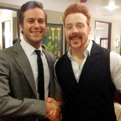 sheamus on the conan o'brien show