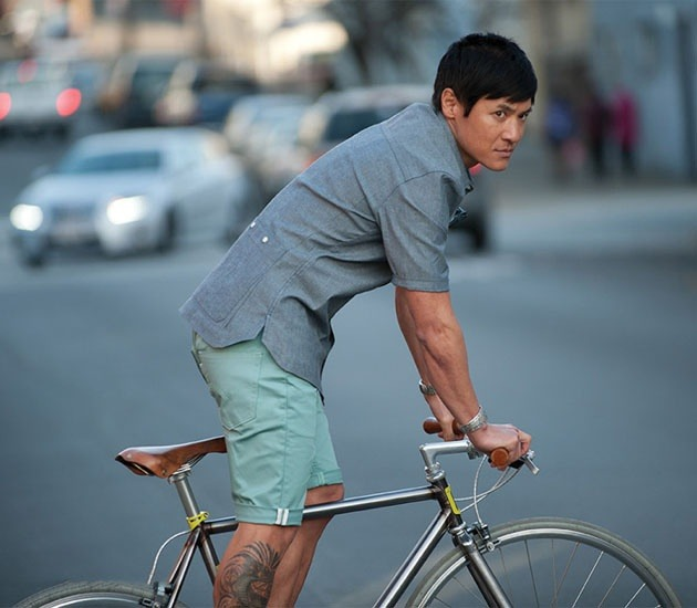 maninpink:  Lookbook Levis Commuter Spring 2013 | If you know where to buy this cloth or any other alike please leave the comment in my blog. Thx. Terry