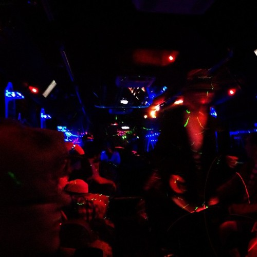 3 am party bus