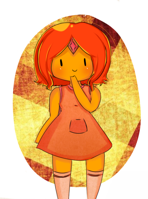fuckyeahtheflameprincess:  Little Flame Princess by ~LadyCupcakex3