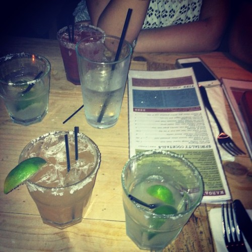 El Camino margarita pitcher after hour ~happy hour~ for gurlz night @iaintnobasicbytch